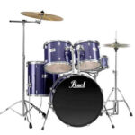 Pearl Forum Drum Kit - Firebird Studios